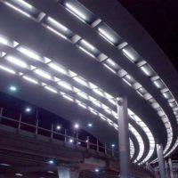 Ohare canopy -under-view