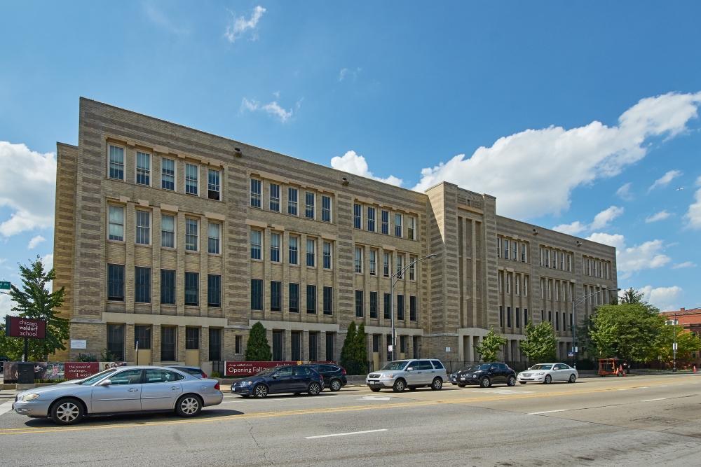 The Chicago Waldorf School Trumbull Building Renovation