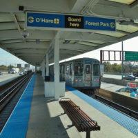 F.H Paschen Irving Park Blue Line Station