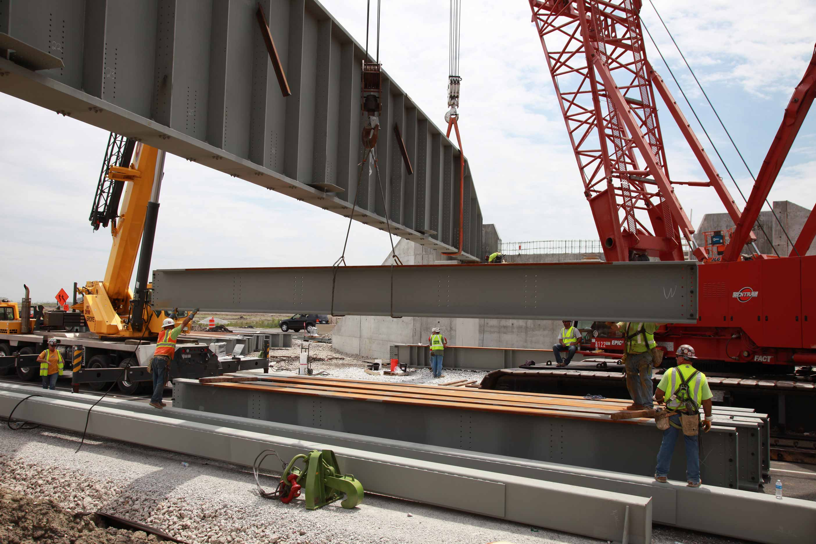 Rail Construction | FH Paschen