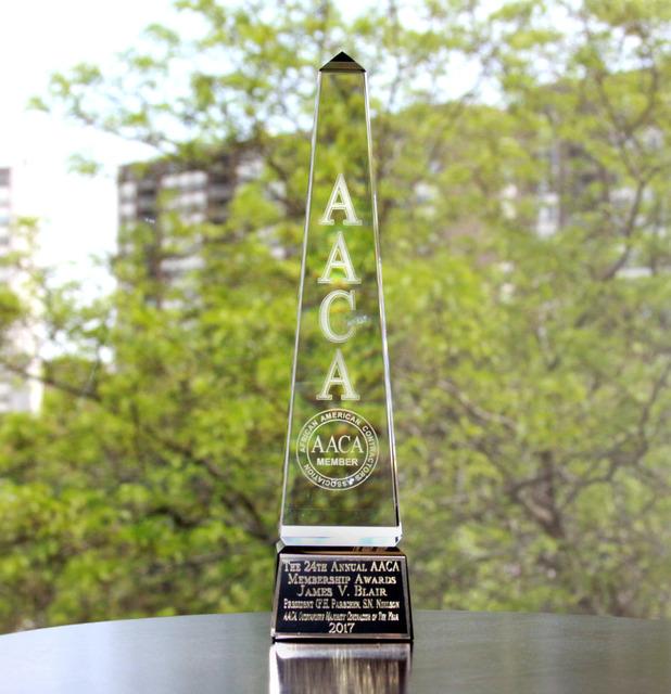 AACA Award