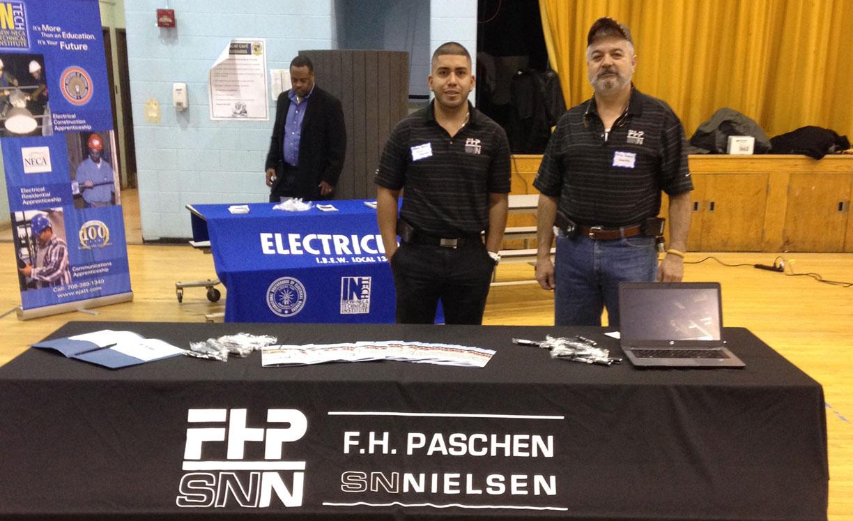 electric paschen