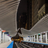 Chicago Transit Commercial Construction Projects
